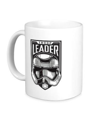 Керамическая кружка Troop Leader