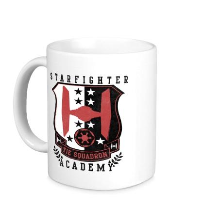 Керамическая кружка Starfighter Academy