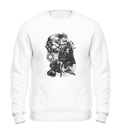 Свитшот Империя Star Wars