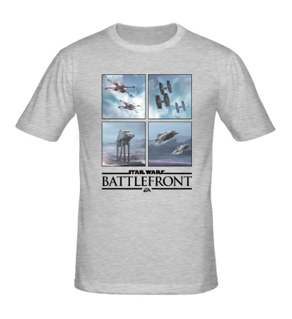 Мужская футболка Star Wars: Battlefront