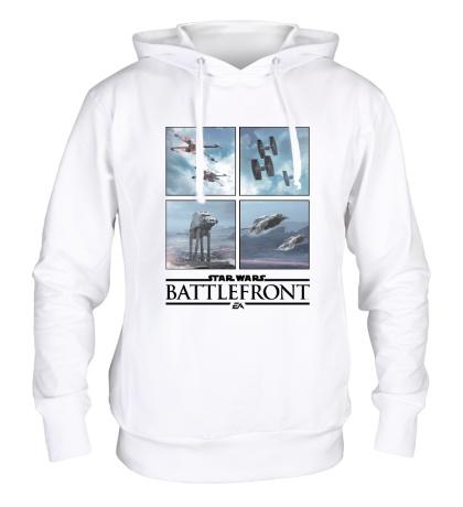 Толстовка с капюшоном Star Wars: Battlefront