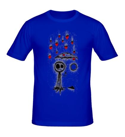 Мужская футболка No Love