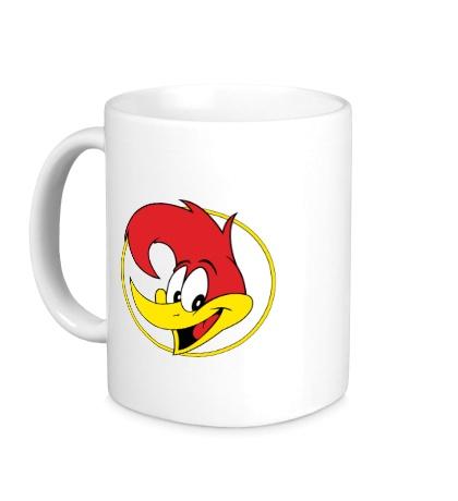 Керамическая кружка Woody Woodpecker
