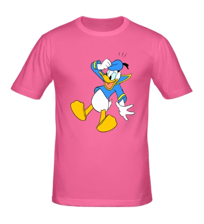 Мужская футболка Дональд Дак