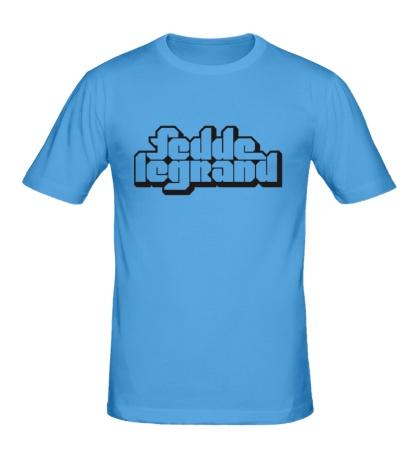 Мужская футболка Fedde Legrand