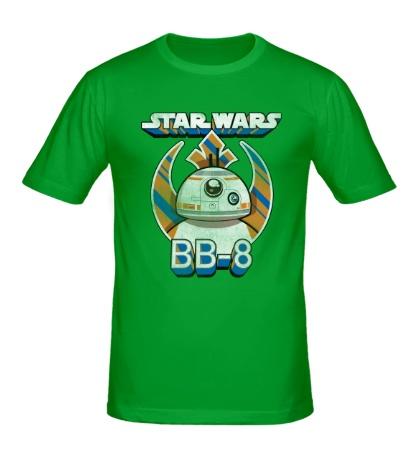 Мужская футболка Star Wars: BB-8