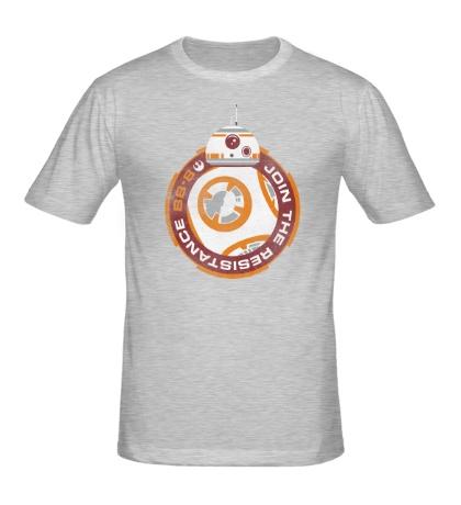 Мужская футболка Join the Resistance