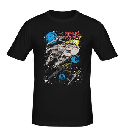 Мужская футболка Эскадра сопротивления