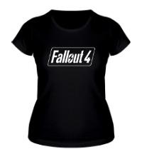 Женская футболка Fallout 4