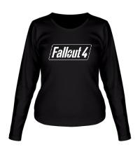 Женский лонгслив Fallout 4