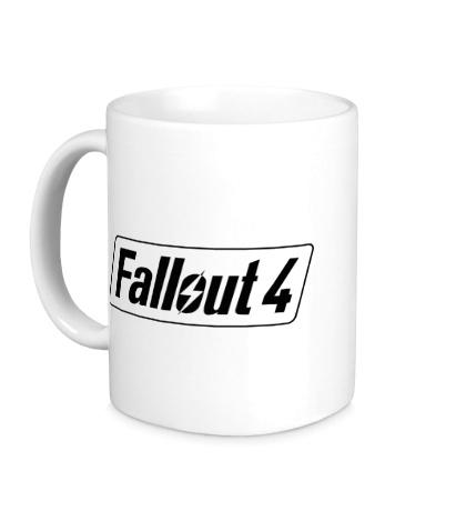 Керамическая кружка Fallout 4
