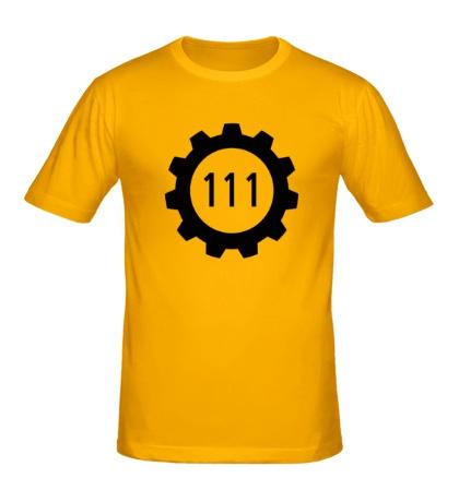 Мужская футболка Vault 111