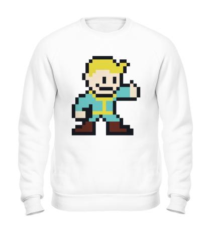 Свитшот Pixel Vault Boy