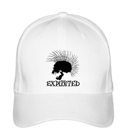 Бейсболка The Exploited Skull