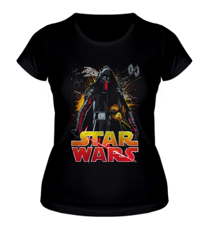 Женская футболка Emerging Threat