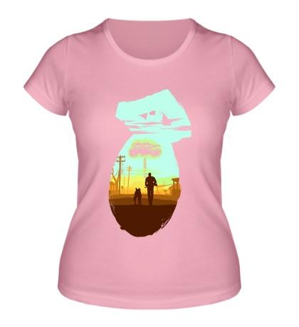 Женская футболка The Fourth Fall
