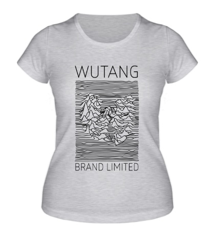 Женская футболка «Wu-Tang Division»