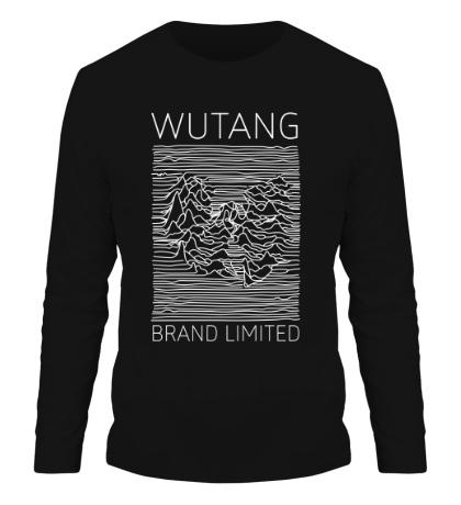 Мужской лонгслив Wu-Tang Division