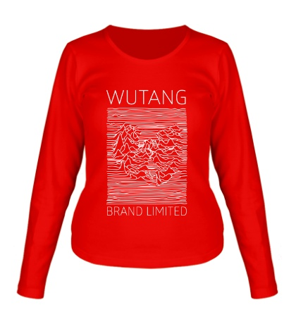 Женский лонгслив Wu-Tang Division