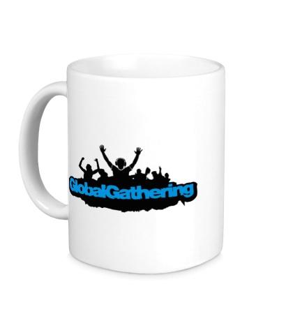 Керамическая кружка Global Gathering