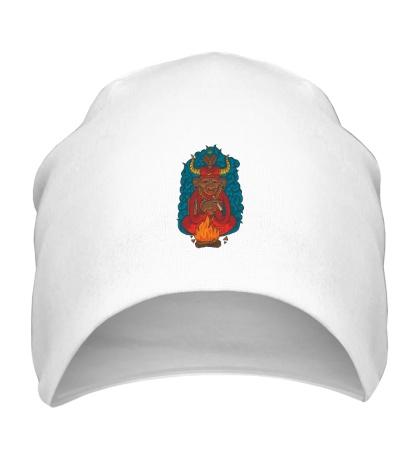 Шапка Огненный шаман
