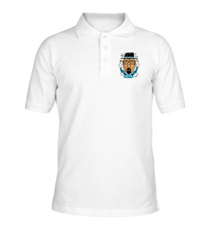 Рубашка поло Heisenberg: Meth King