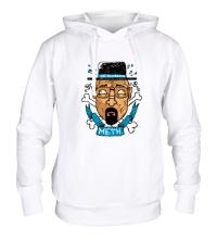 Толстовка с капюшоном Heisenberg: Meth King