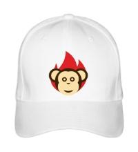 Бейсболка Огненная обезьяна
