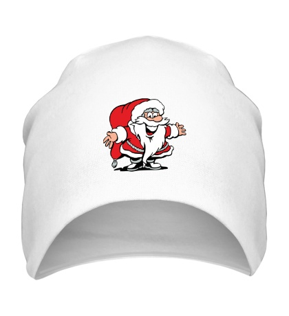 Шапка Веселый Санта Клаус