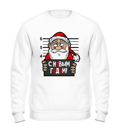 Свитшот Санта арестован