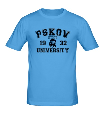Мужская футболка ПГУ Университет