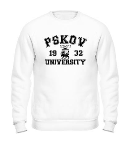 Свитшот ПГУ Университет