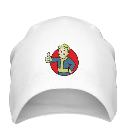 Шапка Vault Boy Color