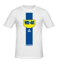 Мужская футболка WD-40 for Men