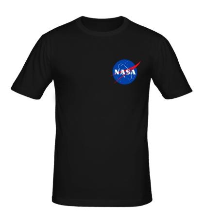 Мужская футболка NASA Star