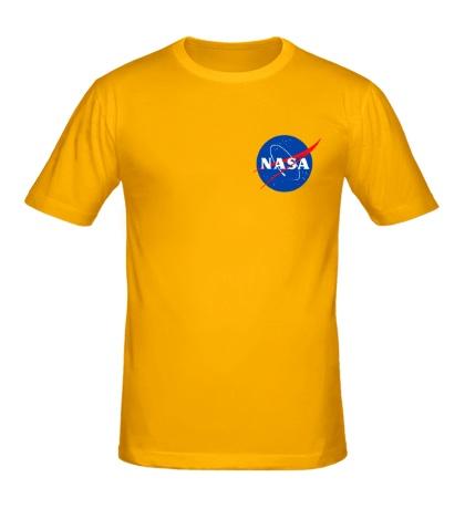 Мужская футболка «NASA Star»