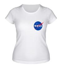 Женская футболка NASA Star