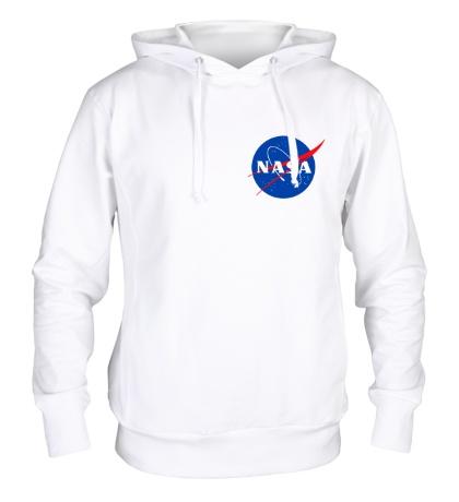 Толстовка с капюшоном NASA Star