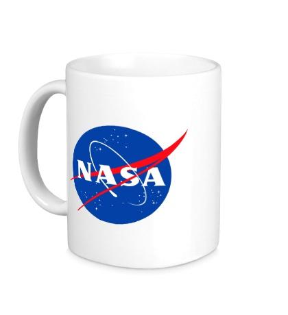 Керамическая кружка NASA Star