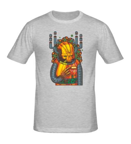 Мужская футболка Robot Hope