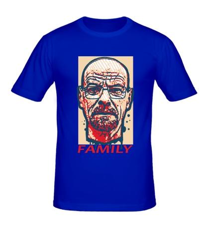 Мужская футболка Family Heisenberg