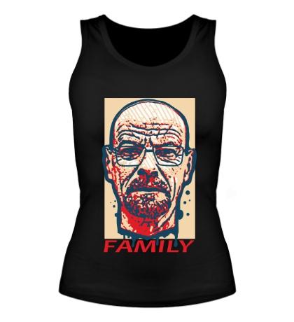 Женская майка Family Heisenberg