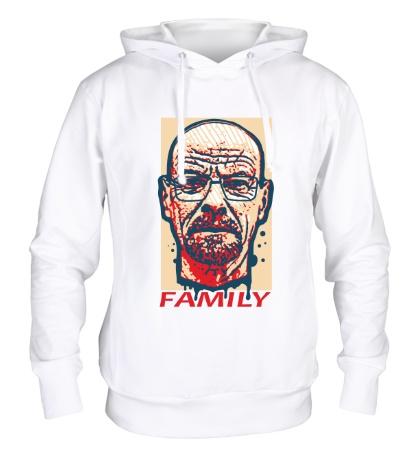 Толстовка с капюшоном Family Heisenberg