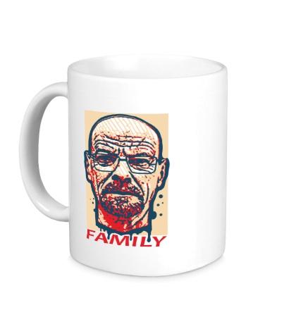 Керамическая кружка Family Heisenberg