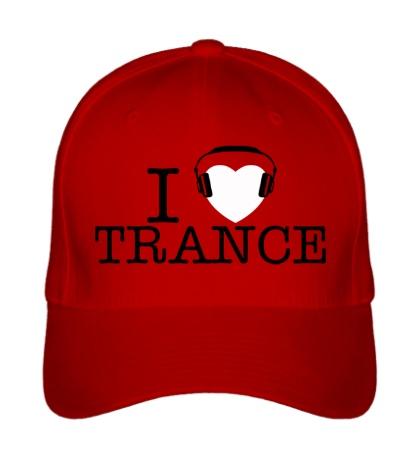 Бейсболка I Listen Trance