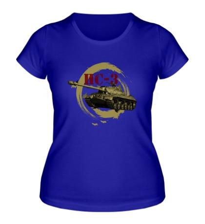 Женская футболка ИС-3