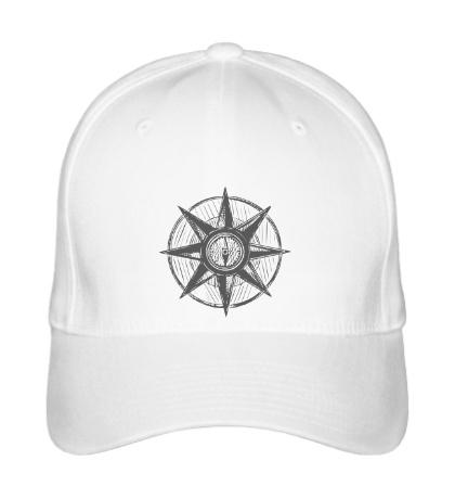 Бейсболка Морской компас