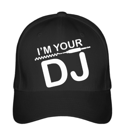 Бейсболка Im your DJ