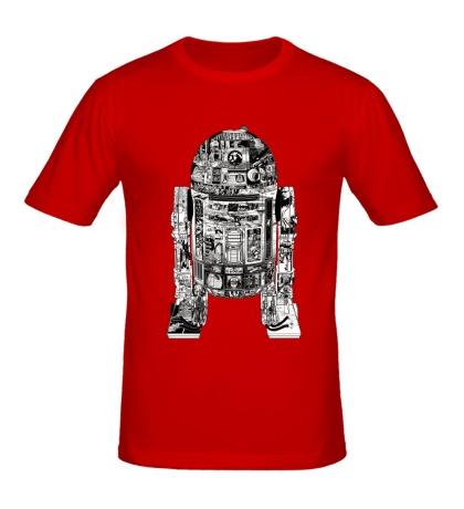 Мужская футболка Epic R2