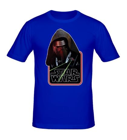 Мужская футболка Kylo Ren Strikes